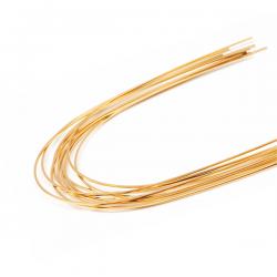 Дуги Ni-Ti супереластичні Gold круглі (Верх)